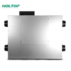 Villa Type de système de ventilation montés au plafond avec fonctionnalité de récupération de chaleur erv/HRV dans 210~250 CMH