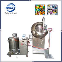 Qualidade elevada SUS304 Candy Açúcar Tablet Film coating Máquina (BYC600)