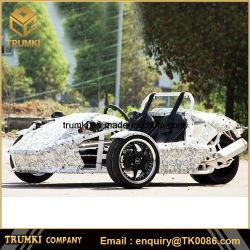 Rotella del Roadster 3 di Trike che corre il certificato raffreddato ad acqua Ztr del motore EPA del quadrato 250cc