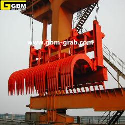 Déchets hydraulique Electeo Grab utilisées dans Power Plant spécial