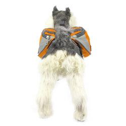 Moderner im Freienarbeitsweg-reflektierende Breathable Sattel-Beutel-Hundeprodukte