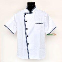 O chef Chef Veste roupa de trabalho uniforme