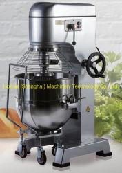 Geschwindigkeits-Nahrungsmittelmischer-Kuchen-Mischer-Bäckerei-Gerät des planetarischen Mischer-80L verschiedenes