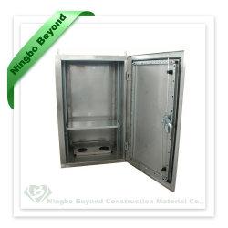 Caixa de aço inoxidável Elétricos Externos / Caixa de metal / armário de distribuição