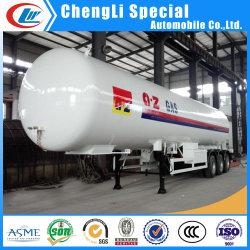 De veilige Semi Aanhangwagen van de Tanker van LPG van het Vervoer van de Opslag Bulk