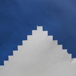 PU laiteuse, imperméable, respirant Tissu enduit de taffetas de nylon