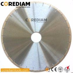 600mm de haut de la qualité du diamant en marbre Blade-Silent Type/outil diamant