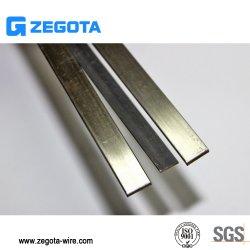Laminados en frío de carbono de superficie plana de acero de resorte de alambre de acero alambre