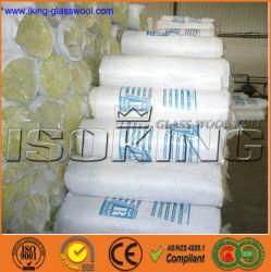 Vuurvaste Glazen Wool Roll Alu Foil
