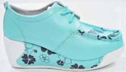 La mode vestimentaire de l'élévateur chaussures Lady plat