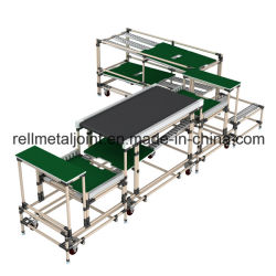 Lean pijp&Tube Manufacturing voor Workbench (T-2)