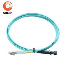 Duplex LC à fibre optique MTRJ-Patchcord Om3 2,0mm