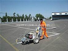 Termoplástico de pavimento de hormigón marcado camino Termofusible pintura