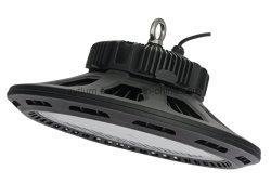 Haut de la baie de UFO LED de lumière avec système de contrôle sans fil Zigbee éclairage industriel IP65 des feux en plein air pour l'entrepôt supermarché Lampe à LED 100W 150W 200W