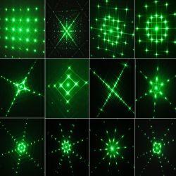 La Chine de haute qualité fournisseur Éléments optiques de diffraction DOE 24 patrons de grincement de la lentille laser