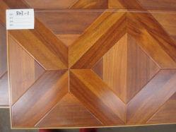 Ranura en V de 8 mm E1 AC4 HDF Parquet Laminado el laminado de madera pisos de madera