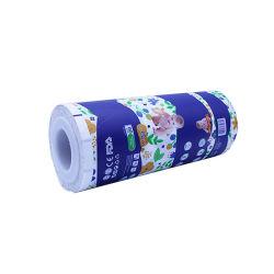 Stratifiés Pet/VMPET/PE pochette en plastique du film en rouleau pour l'emballage alimentaire SAC SAC de collation
