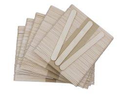 Bastoni di legno del gelato della betulla all'ingrosso del pacchetto