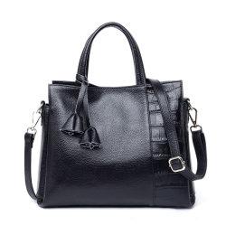 決め付けられたハンドバッグの女性女性のための革製バッグのWeekenderのハンドバッグ