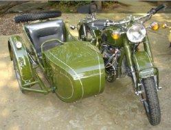 Супер Power Side Motorcycle 750cc (HD750S-2)