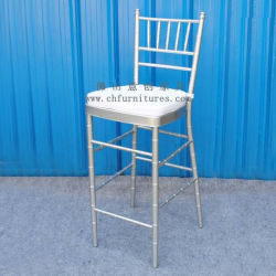 Большой бар мебель стул серебристый цвет (101-02 YC-A)