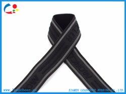 Le Nylon Jacquard Sangle élastique de la bande de sous-vêtements soutien-gorge de sport les sangles de silicone