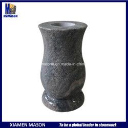 Vasi di fiori poco costosi del granito per le tombe