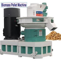 Опилки Pelleting оборудование/установка для гранулирования древесины/Вьетнам твердых установка для гранулирования