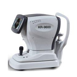 Refractómetro automático oftálmico Keratometer Kr-9600 Pantalla a color con pantalla táctil con CE y FDA