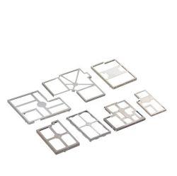 Soem-Qualität kundenspezifisches Schaltkarte-Schild-Kasten-Metall, das Handy-Ersatzteile stempelt