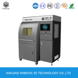 Wiiboox 3LIS600 Rapid Prototype de machine d'impression 3D de qualité industrielle imprimante 3D de stéréolithographie SLA