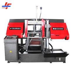 500mm Automatische Horizontale Lintzaag voor Om metaal te snijden