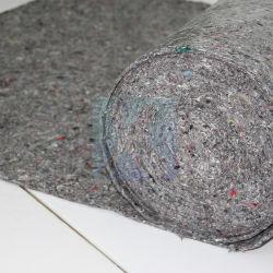 De Textiel Grijze niet Geweven Katoen Gevoelde Stof van China