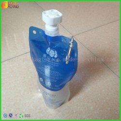 Fastfood- Beutel-Plastiktülle-Beutel-Wasser-verpackenfabrik von China
