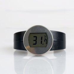 卸し売り腕時計デザイン電子ワイン・ボトルの温度のメートルのデジタル体温計