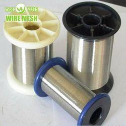 Les monofilaments de fils en acier inoxydable 0,08 mm à 1.0mm pour l'utilisation de tissu de filtre