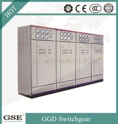 Sistema de distribución de la serie Ggd equipos conmutadores de bajo voltaje de alimentación