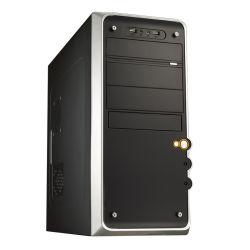 Caixa de computador com porta de CD-ROM Hiddne, portas USB superior