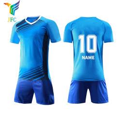 Непосредственно на заводе поставщика футбол Джерси футбола износа Custom мужская футбола в соответствии