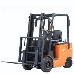رافعة شوكية للبطارية تزن 2 طن و2.5 طن متري 3 طن و3.5 طن شاحنة رافعة شوكية كهربائية 3 م 3,5 م 4,5 م 5,5 م 6 م سارية مع شهادة CE ISO مع تحكم Zapi Zapi Curtis