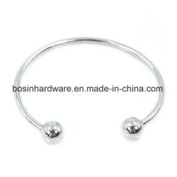 Bille en acier inoxydable Bracelet Bangle