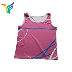 Gesublimeerde de Douane van het Nieuwe Product van de fabriek het Afdrukken van Geen het Langzaam verdwijnen op het Hemd van de Gymnastiek van de Kleur voor Mensen