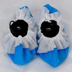 Оптовая торговля Китая на заводе одноразовой пластиковой крышки водонепроницаемый безопасности Overshoes зерноочистки