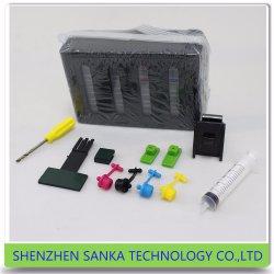 Novo Modelo OS CISS DIY tinteiro para impressora Epson Canon HP (Sistema de fornecimento de tinta contínuo)