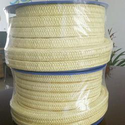 Kevlar 순수한 Aramid 섬유 땋는 동맥 패킹