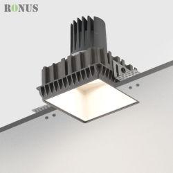 [لد] عرنوس الذرة مصباح كشّاف قابل للتعديل [تريملسّ] [5/10/15و] بقعة ضوء مصباح سقف داخليّة يشعل [دوونليغت]