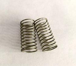 Personalizar los pequeños golpes de acero inoxidable de Muelles de compresión del resorte de compresión