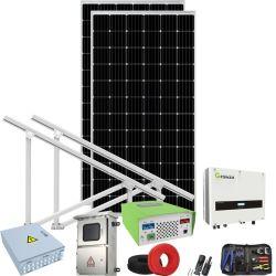 Hoge Efficiency 10 de Reeks van de kVAGenerator met Vouwbaar Zonnepaneel