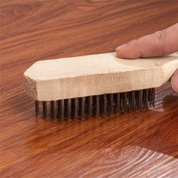 pavimentazione di legno impermeabile dentellare del laminato del bambù di 12mm