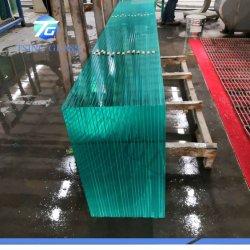 Gebouw Getemperd Decoratieve bouw Veiligheid reflecterend glas Low-E Glas met CE/SGS